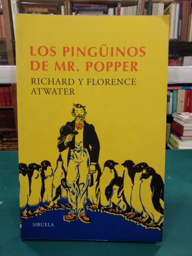 LOS PINGÜINOS DE MR. POPPER